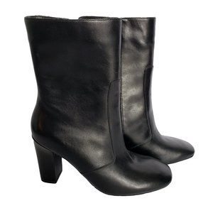 ROCKPORT Black Leather Boots 5